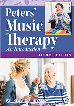 Peters' MUSIC THERAPY: An Introduction (3rd Ed.)