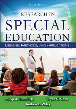 RESEARCH IN SPECIAL EDUCATION: Designs, Methods, and Applications (2nd Ed.)
